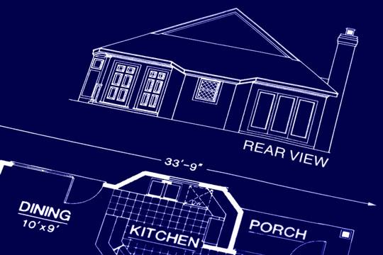 modular home plans - blueprints