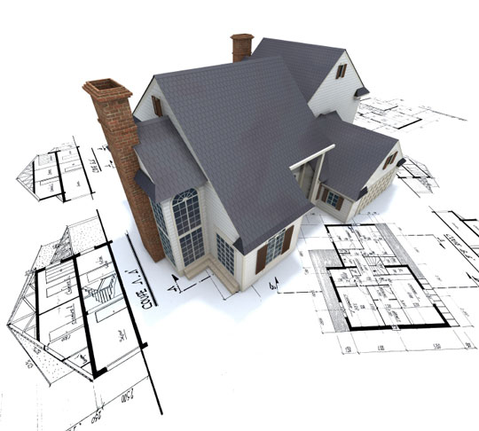 modular house plans and 3d model house