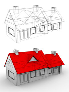 modular home model
